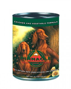 Pinnacle Canine Chicken and Vegetable