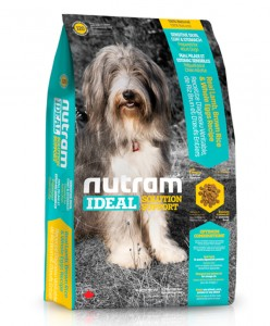 I20 Nutram Ideal Sensitive Skin, Coat & Stomach Natural Dog Food 2.72 kg