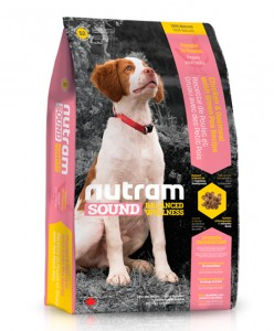 S2 Nutram Sound Natural Puppy Food 2.72 Kg