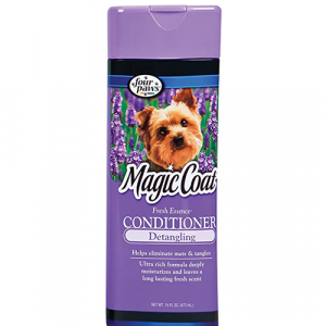 Acondicionador desenredante Magic Coat Fresh Essence para Perros