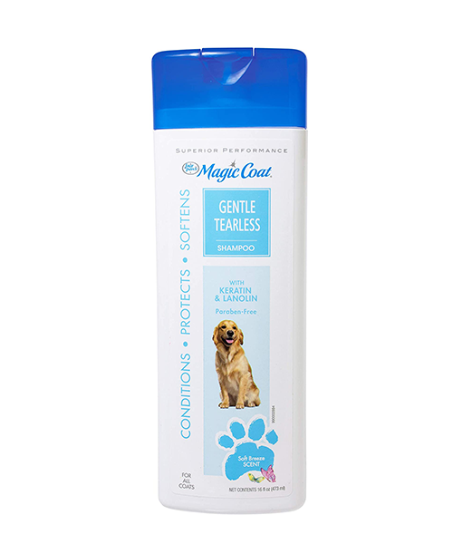 MAGIC COAT GENTLE TEARLESS SHAMPOO