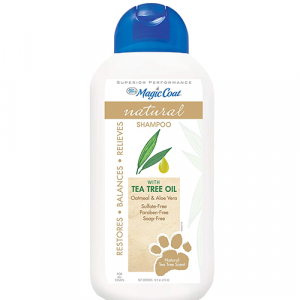 Shampoo Natural Four Paws Magic Coat Tea Tree Oil & Aloe Vera Natural para Perro