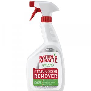 Limpiador removedor de manchas y olores Nature's Miracle para Gatos