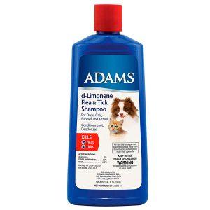 D-LIMONENE FLEA & TICK SHAMPOO 12 OZ – Adams