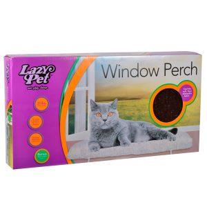 CAT WINDOW PERCH – LAZY PET