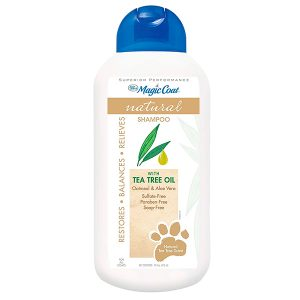 MAGIC COAT NATURAL SHAMPOO – TEA TREE OIL 16 OZ