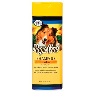 MAGIC COAT TEARLESS 16OZ – SHAMPOO – FOUR PAWS