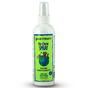 NO CHEW SPRAY 8 FL. OZ – Earthbath
