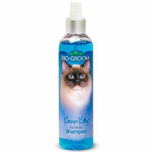 SHAMPOO KLEAN KITTY WATERLESS 8 OZ – Bio Groom