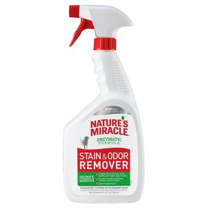 STAIN & ODOR REMOVER – Nature's Miracle