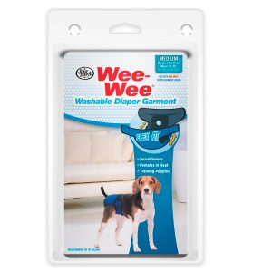 WASHABLE DIAPER GARMENT MEDIUM – WEE-WEE FOUR PAWS