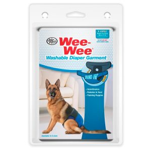 WASHABLE DIAPER GARMENT X-LARGE – WEE-WEE FOUR PAWS