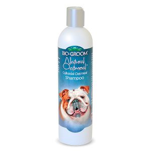 SHAMPOO BIO-GROOM NATURAL OATMEAL PICAZON 12OZ