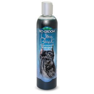 SHAMPOO BIO-GROOM ULTRA BLACK NEGRO 12OZ