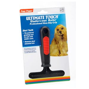 CEPILLO ULTIMATE TOUCH UNDERCOAT RAKE – Four Paws