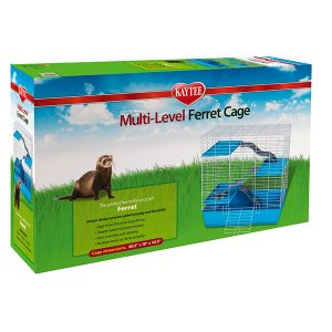 KAYTEE MY FIRST HOME MULTI-LVL FERRET 30X18