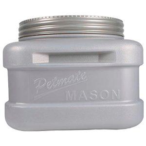 FOOD BIN MASON JAR 20# – PETMATE