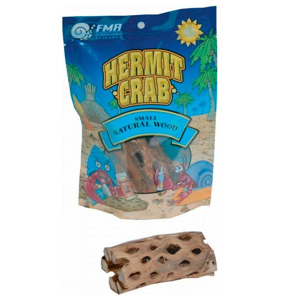 HERMIT CRAB CHOYA WOOD SMALL