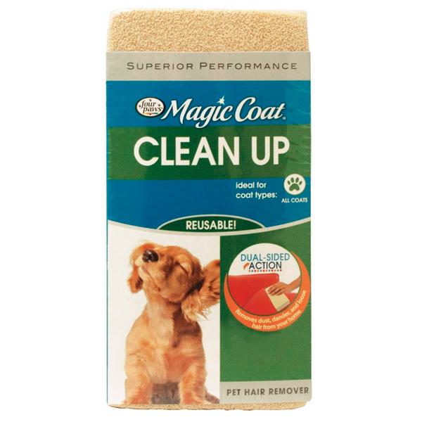 MAGIC COAT CLEAN UP - 1
