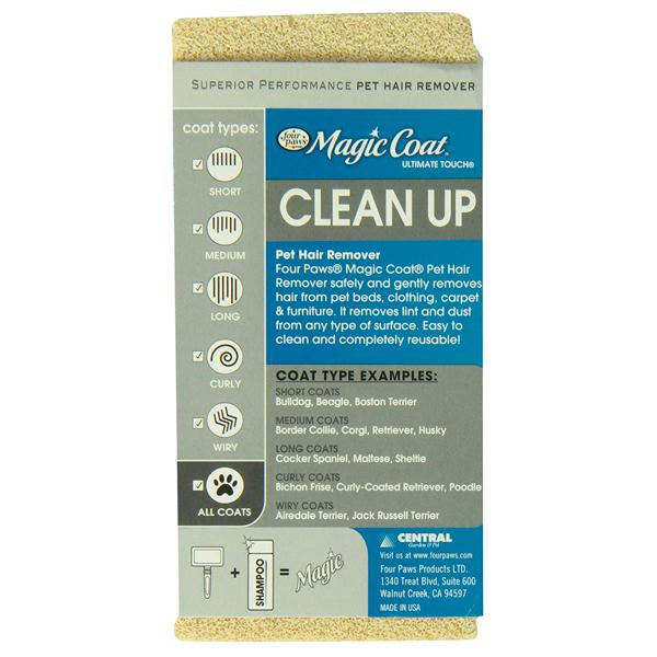 MAGIC COAT CLEAN UP - 2