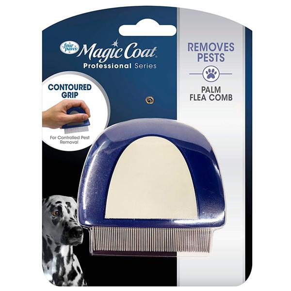 MAGIC COAT PALM FLEA COMB - 1
