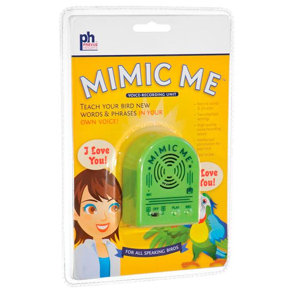 MIMIC ME VOICE RECORDING UNIT FOR BIRDS - 1