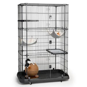 PREMIUM CAT HOME WITH FOUR LEVELS