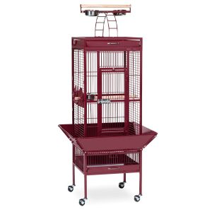 SELECT BIRD CAGE RED