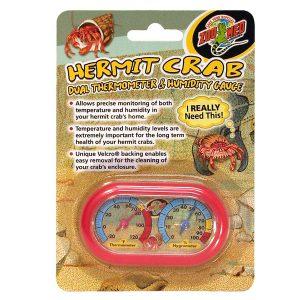 HERMIT CRAB THER/HUM GAUGE