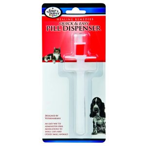 PILL DISPENSER QUICK AND EASY – Four Paws