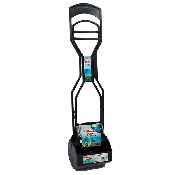 SPRING ACTION SCOOPER FOR GRASS - 1