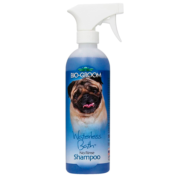 WATERLESS CATS AND DOGS BATH SHAMPOO 16 OZ - 1