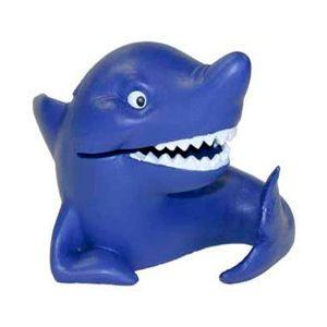 BLUE RIBBON ORNAMENT BUBBLER ACTION SHARK
