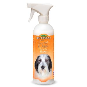 BIO-GROOM ACONDICIONADOR COAT POLISH SPRAY 16OZ