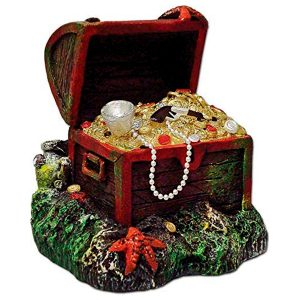 BLUE RIBBON EXOTIC BURIED TREASURE CHEST