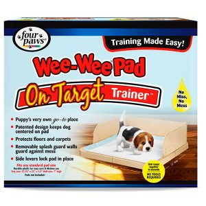 FOUR PAWS WEE-WEE ON TARGET TRAINER 4 PIECE