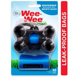 PEE-PEE BONE WASTE DISPENSER W/ 30 BAGS